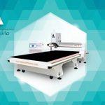 دستگاه CNC ام دی اف